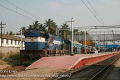 120204_12 copy (The Alco Safaris) Tags: indian railways dlw erode alco wdm3d