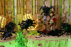 Atonement (Bart De Dobbelaer) Tags: lego space hex diorama