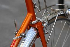 "Ahmet's 650B Rando; Photos by John ""Prolly"" Watson (bishopbikes) Tags: john steel rando bikes fresh bryan watson frame bishop 2012 myers ahmet 650b prolly nahbs portacatena"