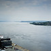 The Saint Lawrence River, Québec