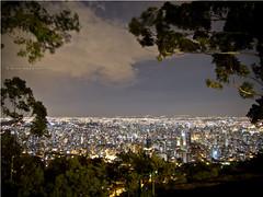Mirante, Belo Horizonte - MG (Rick.BH) Tags: brazil minasgerais brasil night lowlight dusk paintings banco bank gazebo noturna belohorizonte mirante anoitecer paisagens noturnas poucaluz assemblysquare greatexposure praadaassemblia grandeexposio