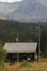 "Belly River Ranger Station • <a style=""font-size:0.8em;"" href=""http://www.flickr.com/photos/63501323@N07/6986732226/"" target=""_blank"">View on Flickr</a>"