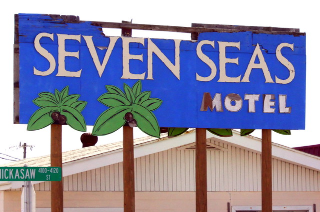Seven Seas Motel - Panama City Beach, FL