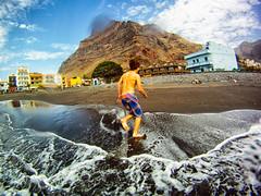 Going Out (minuano12) Tags: espaa playa viajes fernando vacaciones bao islascanarias lagomera vallegranrey 0052