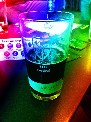 Accies Beer Festival - day 2