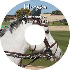 Horses Jigsaws - Fran West (Fran West) Tags: horses puzzles franwest jigsaws jigsawpuzzles