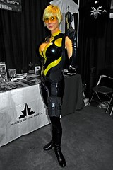 Hornet - Marie-Claude Bourbonnais (5of7) Tags: costumes ladies girls portrait 15fav woman celebrity calgary girl beautiful lady female 1025fav standing costume glamour women cosplay young blonde comicbooks celebrities hornet fav females glamor 1000views marieclaude 5fav bourbonnais girlswithguns 2000views 5000views 20fav 888v8f girlwithgun canadiansuperheroes 21fav challengewinner calgarycomicentertainmentexpo calgarycomicexpo marieclaudebourbonnais womanincostume pregamewinner heroesofthenorth pregamechallenges comicentertainmentexpo calgarycomicentertainmentexpo2012 calgarycomicexpo2012
