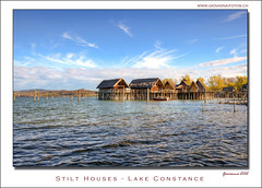 Stilt Houses - Lake Constance (Ticino-Joana) Tags: germany deutschland bodensee germania stilthouses lakeconstance pfahlbauten lagocostanza