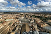 View from the top...of the Vatican (Wameq R) Tags: bridge light italy sun vatican rome architecture florence asia europe day ship afternoon cloudy crane dome 7d oil 5d firenze 1022mm hdr pontevecchio lightroom stpetersbasilica colorefex wmphotography 5dmarkiii 5dm3 pontevec 5dmiii sinstinechapel