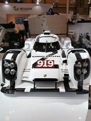 Porsche 919 Prototype (MJ_100) Tags: uk england car birmingham racing prototype porsche lemans 919 lmp1 lemanscar