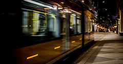 Tram in Norrkping (Henka69) Tags: