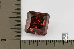 Zircon Heating Study: 450C (Peter Torraca) Tags: 5 gem gemstone torraca recut