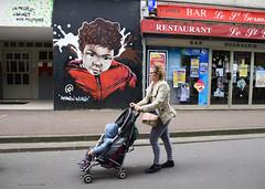Andrew Wallas (HBA_JIJO) Tags: life street people urban streetart france art wall painting children graffiti view spray peinture rue mur enfant murale vitry vitrysurseine bombeaerosol paris94 hbajijo