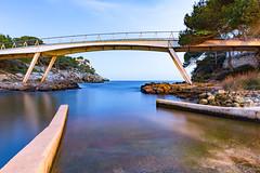 Cala Galdana (CaptainAperture) Tags: menorca minorca longexposure calagaldana sea