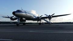 HB-RSC (Breitling Jet Team) Tags: super basel connie flughafen bsl constellation mlh euroairport breitling hbrsc