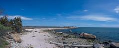 _DSC0390-Pano (johnjmurphyiii) Tags: statepark usa beach spring connecticut madison longislandsound polarization hammonasset polarizedfilter 06443 tamron18270 johnjmurphyiii originalnef