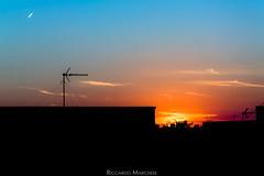 Colorful sunset (BryzePhoto) Tags: sunset sky italy orange sun colors clouds amazing colorful tramonto sicily sole emotions colori silhoutte colorexplosion redsun orangesun campobellodimazara