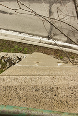 Steep Descent (rumimume) Tags: ontario canada canon concrete photo still view sigma niagara potd steep picoftheday 2016 550d t2i rumimume