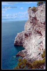 Chorwacja - Nature park Telaica (Renata_Lipiska) Tags: park travel sea sky cloud nature water rock landscape coast outdoor croatia natura formation shore woda widok rockformation chorwacja morze chmury niebo podr skaa wybrzee parkprzyrody natureparktelaica
