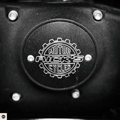 09bb2016 (photo & life) Tags: blackandwhite square noiretblanc motorcycles casino squareformat harleydavidson motor badenbaden allemagne fujinon ricks jfl x100 23mm squarephotography fujifilmfinepixx100 lecasinokurhaus