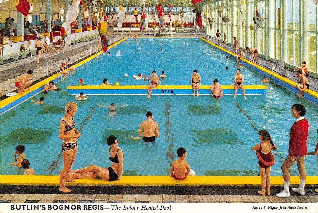The World 39 S Best Photos Of Butlins And Swimming Flickr Hive Mind