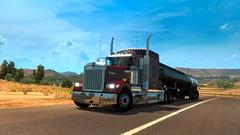 Kenworth W900 Studio Sleeper (nikitin92) Tags: road game truck pc screenshots simulator 4k ats kenworth w900 vidoegame studiosleeper americantrucksimulator