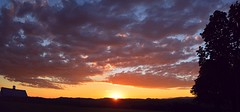 2016_0616Highland-Farms-Sunset-Pano0001 (maineman152 (Lou)) Tags: sunset sky panorama sun nature june skyscape landscape glow maine scenic skyview afterglow naturephotography aftersunset skyscene scenicview landscapephotography naturephoto skycolor skycolors skydrama landscapephoto