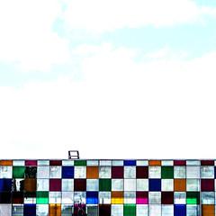 MAMCS (ponzoosa) Tags: france high arquitectura colorful moderne alsace minimalism francia moderno lorena estrasburgo petit contemporneo mamcs contemparain