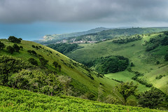Breaking sunshine (Speedy349) Tags: clouds downs hills ventnor isleofwight iow
