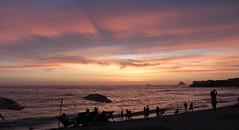 Despus de... (Cocal) Tags: ocean sunset sea beach peru atardecer mar lima playa per ocaso crepsculo ocano elsilencio