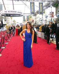 Kristen Aldridge at the Oscars 2012 (omgInsider) Tags: kristenaldridge omgnow oscars2012