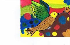 PAP-DAV-34 (moralfibersco) Tags: art latinamerica painting haiti gallery child fineart culture scan collection countries artists caribbean emerging voodoo creole developingcountries developing portauprince internationaldevelopment ayiti
