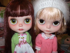 Agnes y Honey