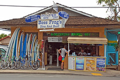 Boss Frog's dive and surf (Fred R Childers Photography) Tags: hawaii maui westmaui mauihawaii nikond40 hawaiinikond40 mauinikond40