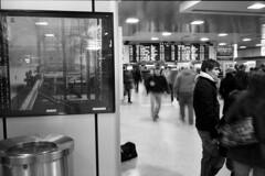 Pennsylvania Station, New York (triebensee) Tags: color 35mm cosina f25 voigtländer skopar bessat fujifilmacrosneopan100