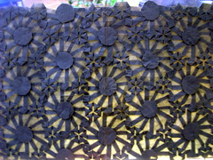 decagons (ЗЗ) Tags: art paper geometry twist tessellation tessellations tesselation paperfolding papiroflexia fujimoto chrispalmer octagons dodecagon flowertower shadowfold