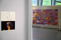 "L'arrivée dans la salle d'expo • <a style=""font-size:0.8em;"" href=""http://www.flickr.com/photos/12564537@N08/6846162280/"" target=""_blank"">View on Flickr</a>"