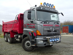 mackay coll YJ61 NBD (corkyceosboy) Tags: plant john james volvo construction angus lewis scottish ambulance cranes western bond council service mackay harris isle isles unimog coll sons peels maciver hebridean gritter cromore calmax lemreway corkyceosboy