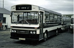 HAS 953N Ford R1014 Duple Dominant. Newton's (ronnie.cameron2009) Tags: bus ford buses scotland scottish dingwall scottishhighlands rossshire easterross highlandsofscotland rosscromarty newtonstravel newtonsofdingwall smnewton oilconstruction niggcontract dupledominat