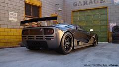 Mclaren F1 GTR (Plain Body) (jeffgarage) Tags: ut f1 mclaren custom plain 118 diecast diecaster jeffgarage