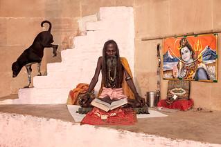 Hinduism. Varanasi, India
