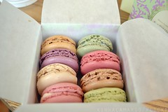 Macarons (kinhacamargo) Tags: paris color cute colors colorfull pastel frana macaroon macaroons colorido frace macarons macaron ladure