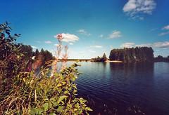 Russia, agosto 2006, Fiume Neva (tango-) Tags: reflection reflections russia riflessi neva riflesso waterreflections wetreflections   fiumeneva tiberiofrascari