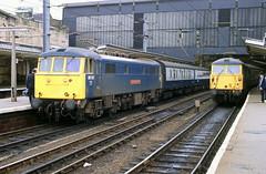 86101 at Carlisle Citadel Station (Mark Bowerbank) Tags: 86101 carlisle citadel station