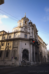 """Chiesa di San Carlo alle Quattro Fontane • <a style=""""font-size:0.8em;"""" href=""""http://www.flickr.com/photos/89679026@N00/6902005519/"""" target=""""_blank"""">View on Flickr</a>"""