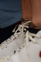 DSC_9250 (jakewolf21) Tags: basketball air bondage sneakers nike chain pippen legirons