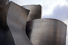 Museo Guggenheim (besos y flores) Tags: bilbao frankgehry museoguggenheim