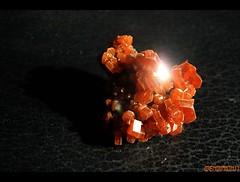 Vanadinite (endimion17) Tags: mineral vanadinite mineralogy vanadium