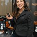 Mayim Bialik from Big Bang Theory with the Gigaset L410