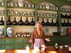 the apothecary (happy via) Tags: virginia colonial williamsburg apothecary 2012
